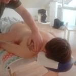 Massage-Ausbildung 2013