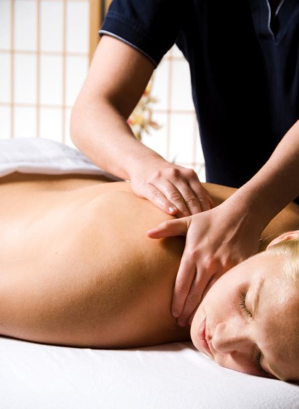 Massage lernen: macht Spaß - tut gut!