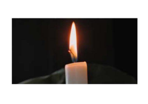 Kerze - Liebe 0315