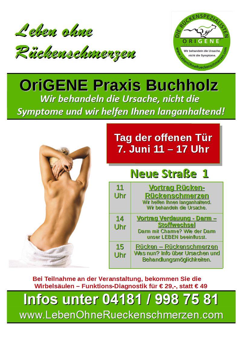 Flyer Plakat Offene Tür 0515 2-1
