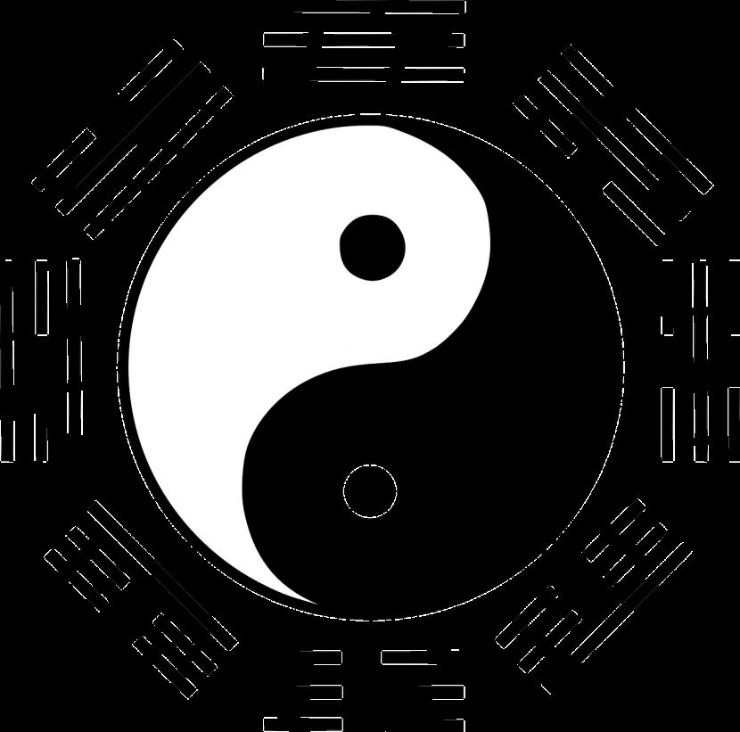 Yin + Yang + die Elemente