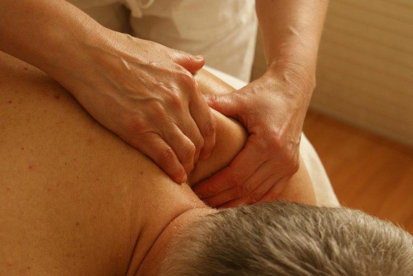 Massage-Körper-Therapie