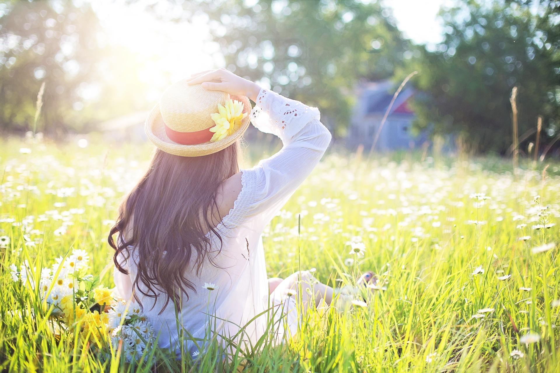 Die Schönheit des Lebens genießen