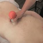 Schröpf-Massage